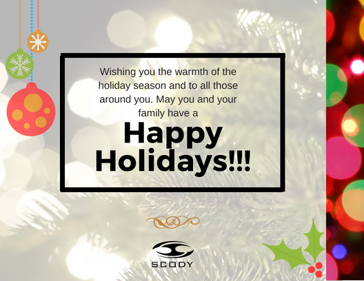 Happy Holidays from Scody